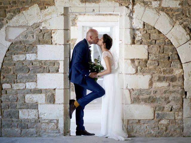 Le mariage de Sandra et Erwan
