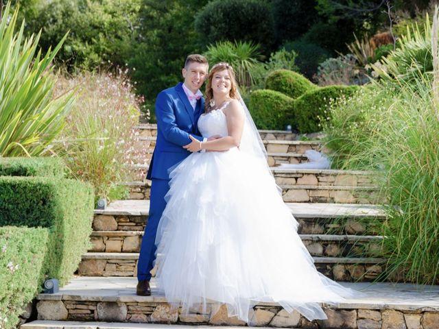 Le mariage de Thomas  et Amélie  à Pourrières, Var 1