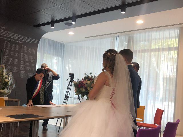 Le mariage de Thomas  et Amélie  à Pourrières, Var 8