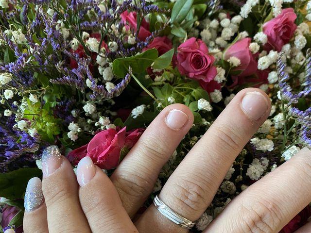 Le mariage de Thomas  et Amélie  à Pourrières, Var 9