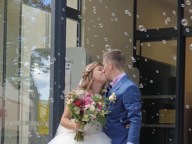Le mariage de Thomas  et Amélie  à Pourrières, Var 10