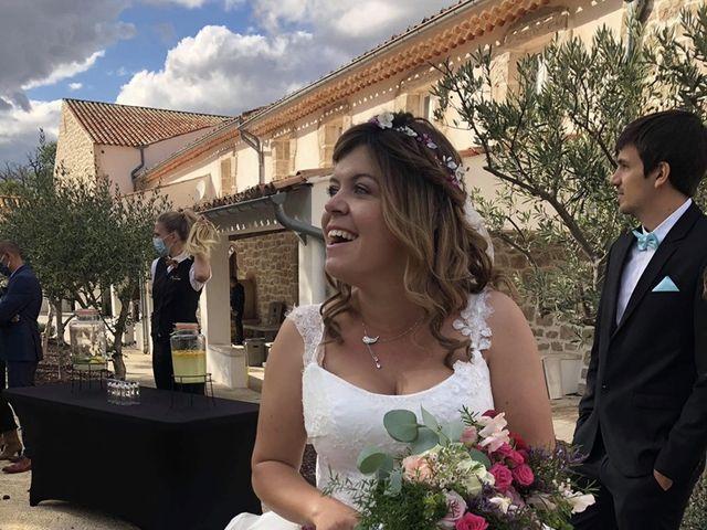 Le mariage de Thomas  et Amélie  à Pourrières, Var 11
