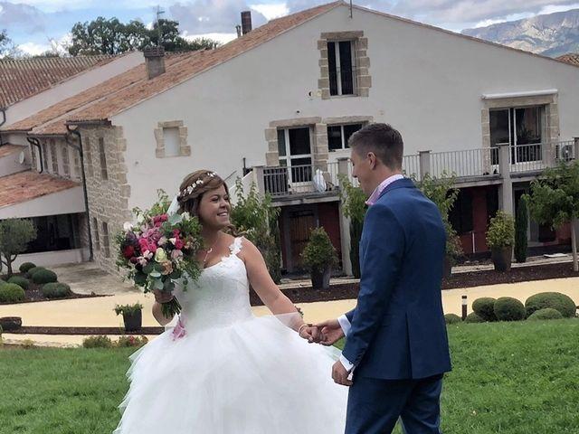 Le mariage de Thomas  et Amélie  à Pourrières, Var 12