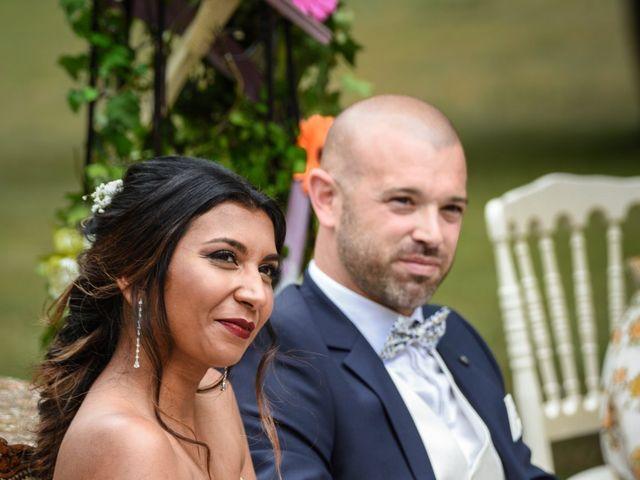 Le mariage de Sylvain et Anaïs à Roiffieux, Ardèche 21
