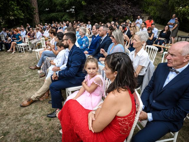Le mariage de Sylvain et Anaïs à Roiffieux, Ardèche 23