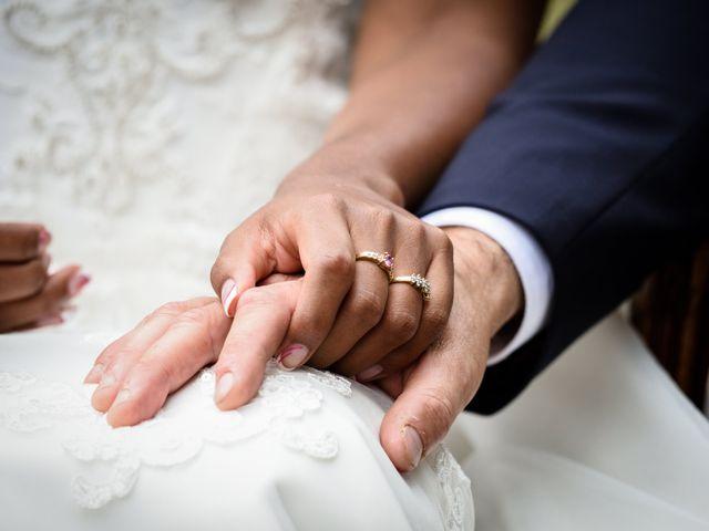 Le mariage de Sylvain et Anaïs à Roiffieux, Ardèche 26