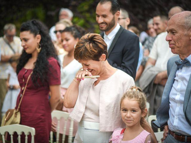 Le mariage de Sylvain et Anaïs à Roiffieux, Ardèche 30