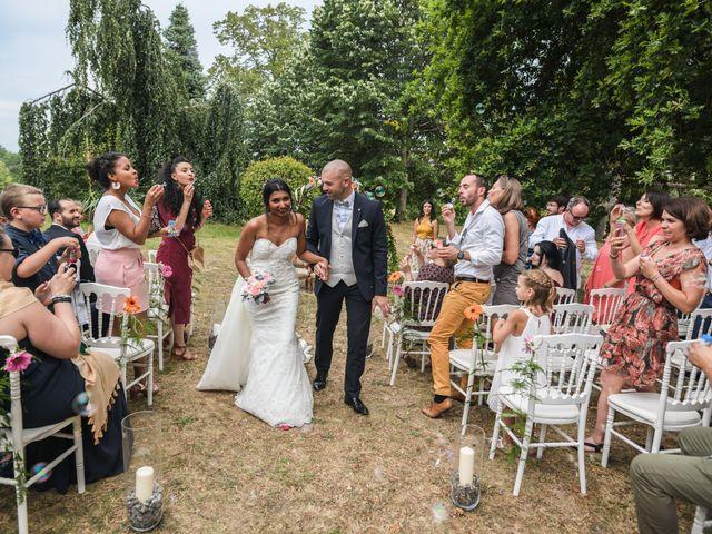 Le mariage de Sylvain et Anaïs à Roiffieux, Ardèche 34
