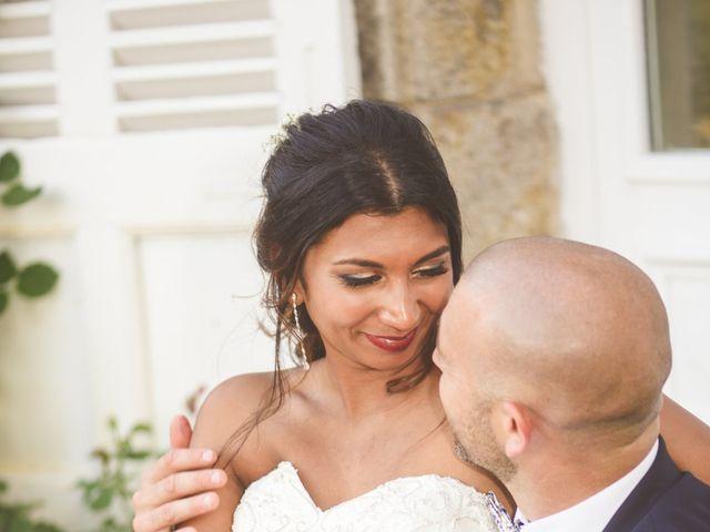 Le mariage de Sylvain et Anaïs à Roiffieux, Ardèche 38