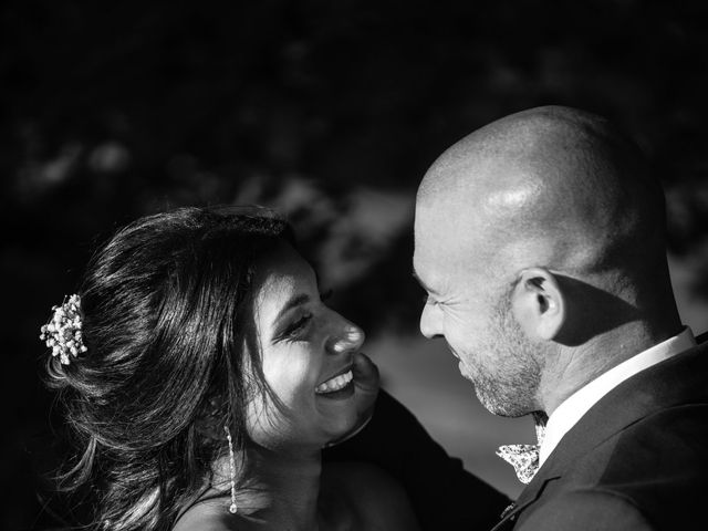 Le mariage de Sylvain et Anaïs à Roiffieux, Ardèche 41
