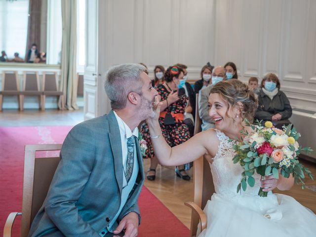 Le mariage de Benoît et Emilie à Bourges, Cher 40