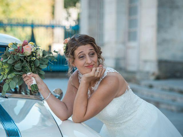 Le mariage de Benoît et Emilie à Bourges, Cher 50