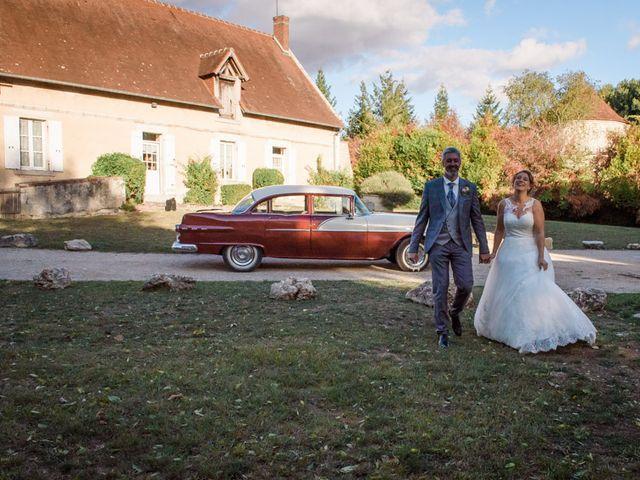Le mariage de Benoît et Emilie à Bourges, Cher 55