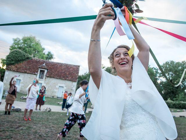 Le mariage de Benoît et Emilie à Bourges, Cher 60