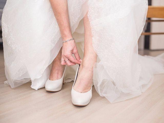 Le mariage de Tony et Céline à Yssingeaux, Haute-Loire 44