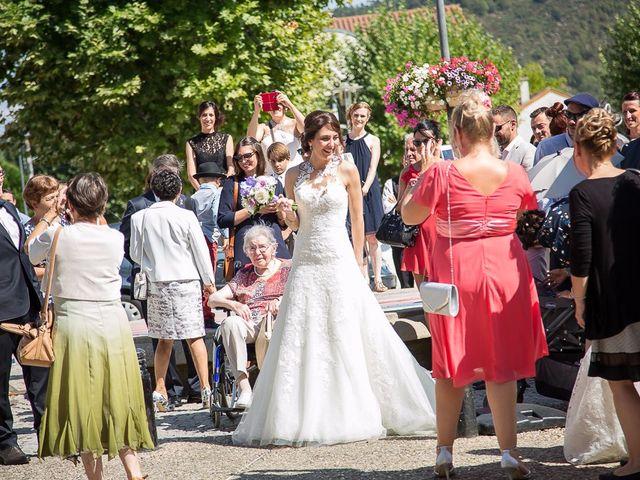 Le mariage de Tony et Céline à Yssingeaux, Haute-Loire 54