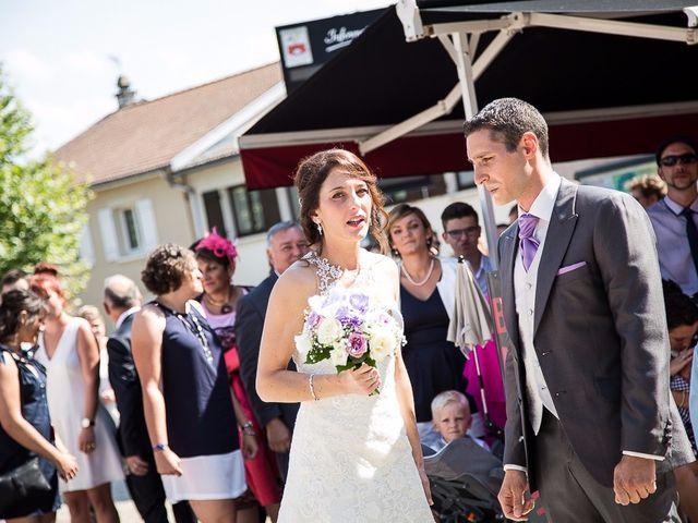 Le mariage de Tony et Céline à Yssingeaux, Haute-Loire 56