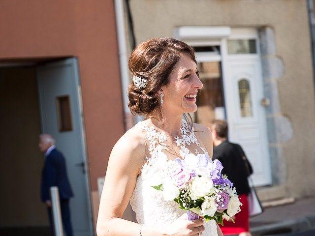 Le mariage de Tony et Céline à Yssingeaux, Haute-Loire 57