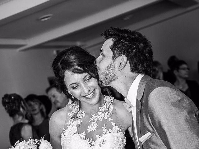 Le mariage de Tony et Céline à Yssingeaux, Haute-Loire 59