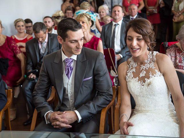 Le mariage de Tony et Céline à Yssingeaux, Haute-Loire 62