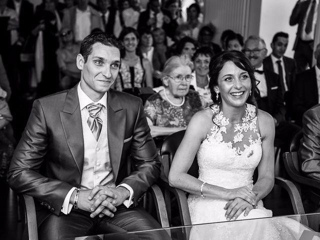 Le mariage de Tony et Céline à Yssingeaux, Haute-Loire 66