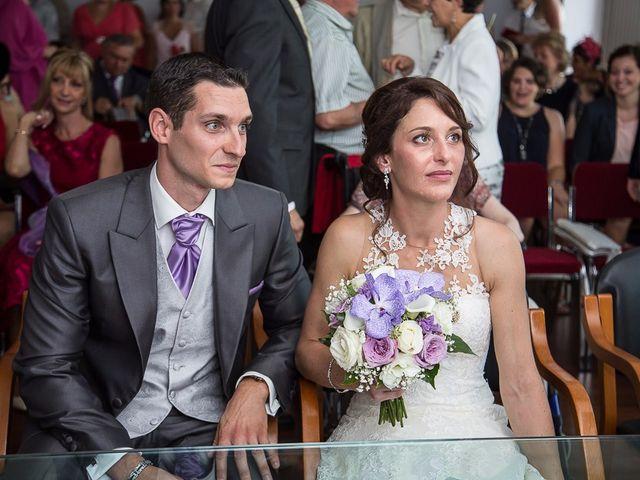 Le mariage de Tony et Céline à Yssingeaux, Haute-Loire 74