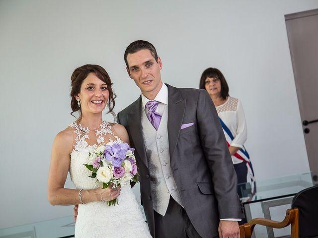 Le mariage de Tony et Céline à Yssingeaux, Haute-Loire 75
