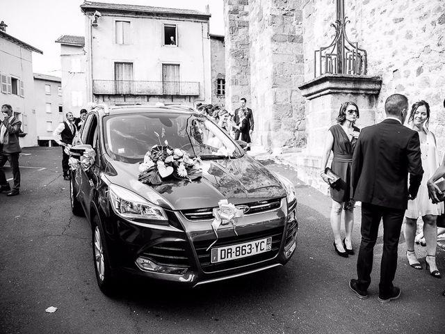 Le mariage de Tony et Céline à Yssingeaux, Haute-Loire 77