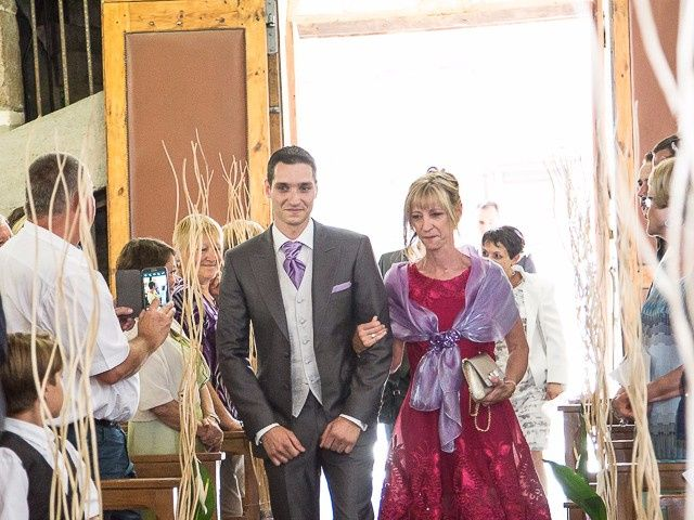 Le mariage de Tony et Céline à Yssingeaux, Haute-Loire 79