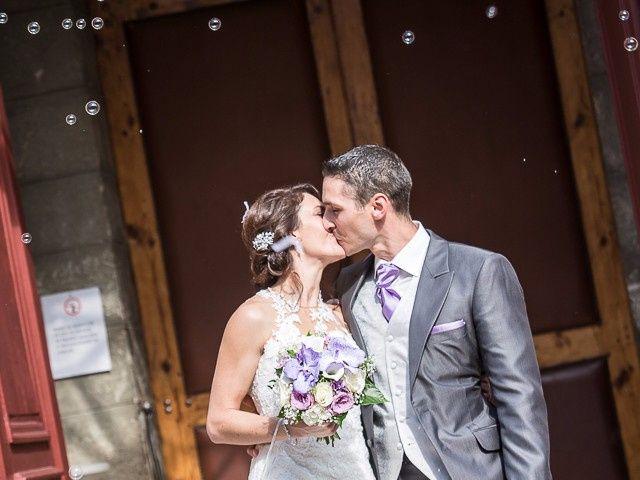 Le mariage de Tony et Céline à Yssingeaux, Haute-Loire 109