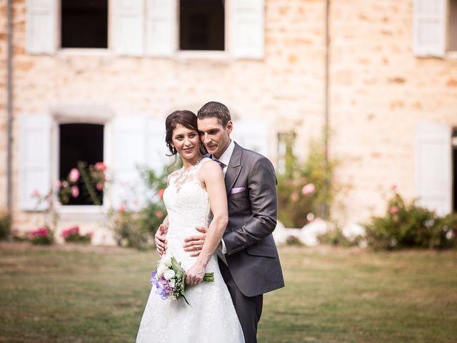 Le mariage de Tony et Céline à Yssingeaux, Haute-Loire 115