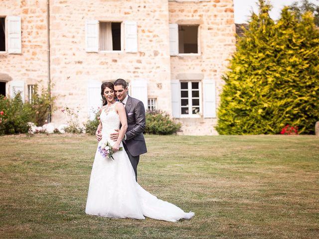 Le mariage de Tony et Céline à Yssingeaux, Haute-Loire 116