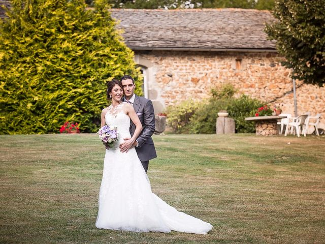Le mariage de Tony et Céline à Yssingeaux, Haute-Loire 117