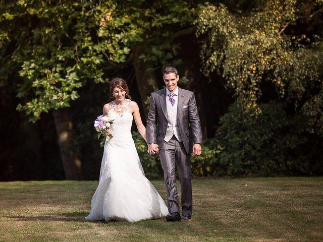 Le mariage de Tony et Céline à Yssingeaux, Haute-Loire 122