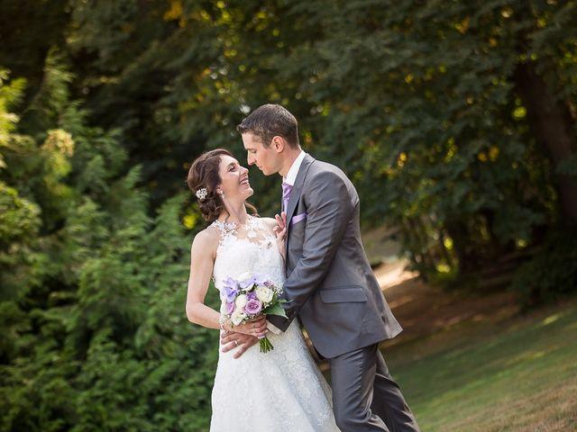 Le mariage de Tony et Céline à Yssingeaux, Haute-Loire 129