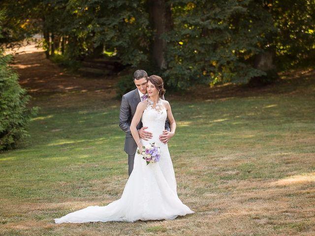 Le mariage de Tony et Céline à Yssingeaux, Haute-Loire 131