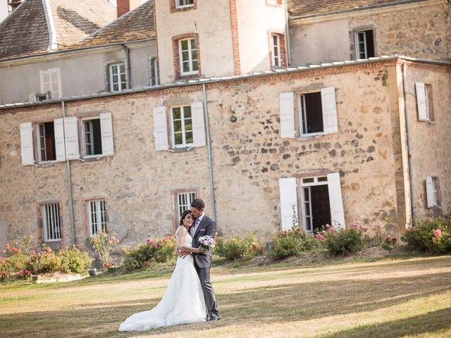 Le mariage de Tony et Céline à Yssingeaux, Haute-Loire 135
