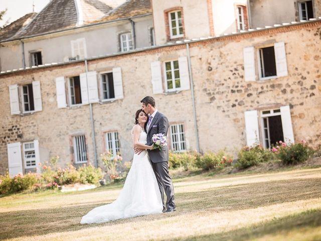 Le mariage de Tony et Céline à Yssingeaux, Haute-Loire 136