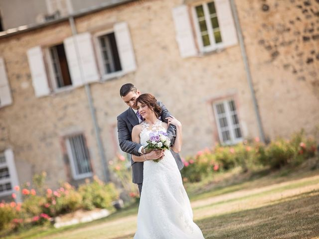 Le mariage de Tony et Céline à Yssingeaux, Haute-Loire 137