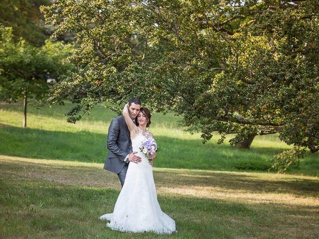Le mariage de Tony et Céline à Yssingeaux, Haute-Loire 139