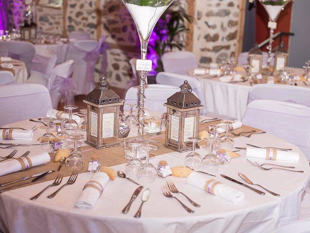 Le mariage de Tony et Céline à Yssingeaux, Haute-Loire 173