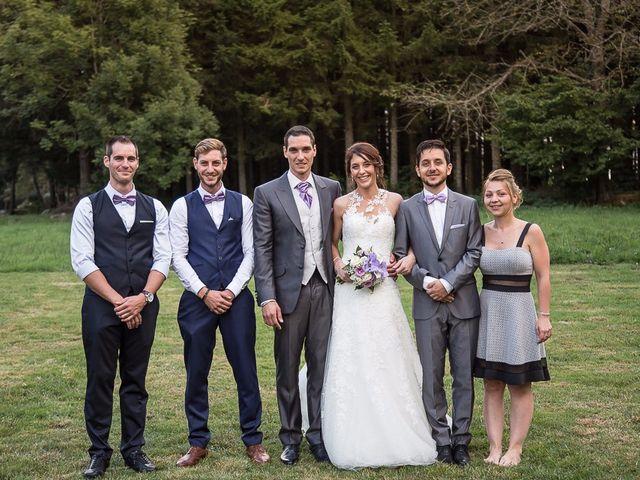 Le mariage de Tony et Céline à Yssingeaux, Haute-Loire 205