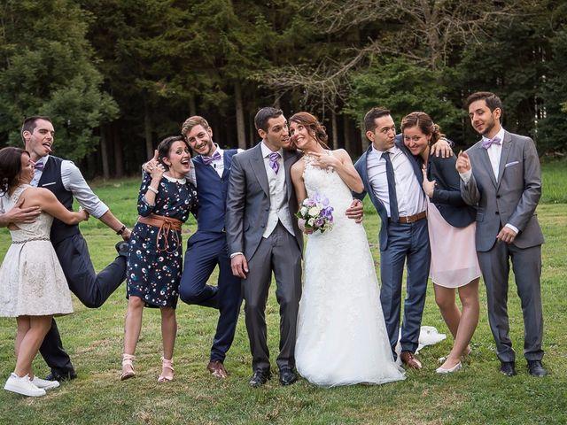Le mariage de Tony et Céline à Yssingeaux, Haute-Loire 208