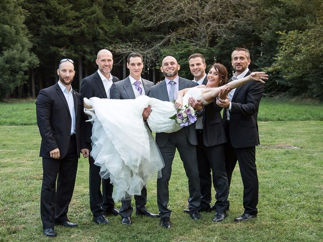 Le mariage de Tony et Céline à Yssingeaux, Haute-Loire 213