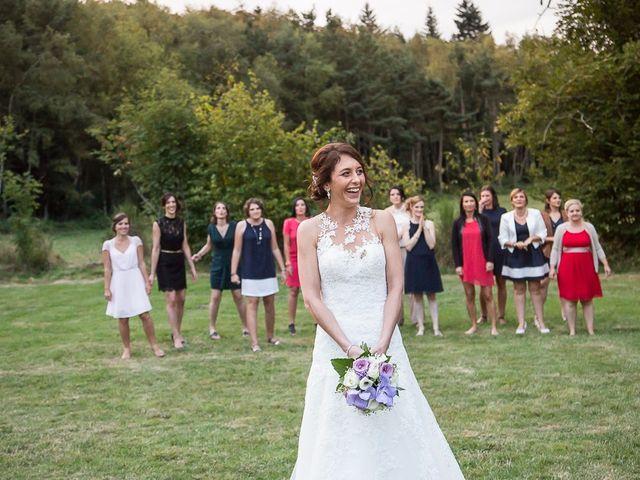 Le mariage de Tony et Céline à Yssingeaux, Haute-Loire 220