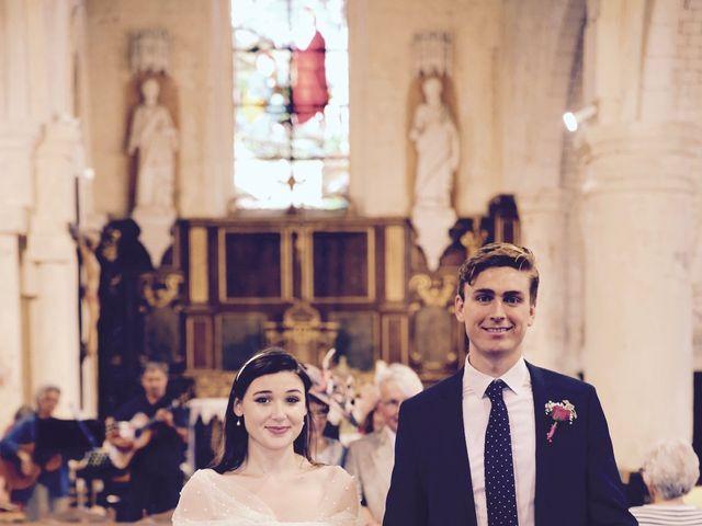 Le mariage de Adrien et Charlotte à Mesnières-en-Bray, Seine-Maritime 21