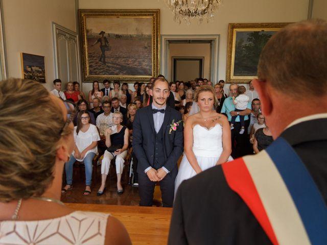 Le mariage de Benoît et Marion à Lectoure, Gers 54