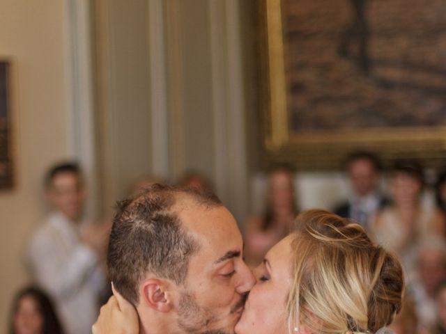 Le mariage de Benoît et Marion à Lectoure, Gers 57