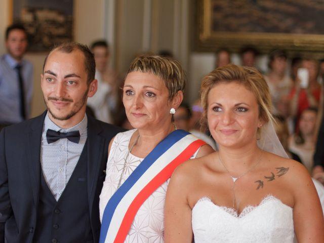 Le mariage de Benoît et Marion à Lectoure, Gers 58