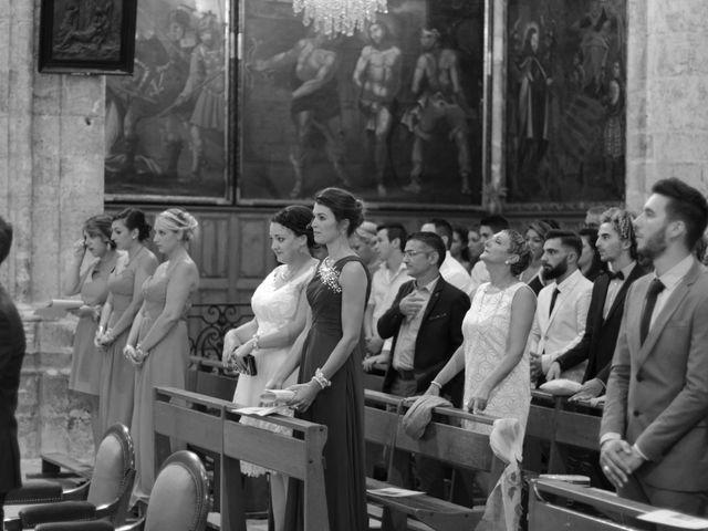 Le mariage de Benoît et Marion à Lectoure, Gers 64